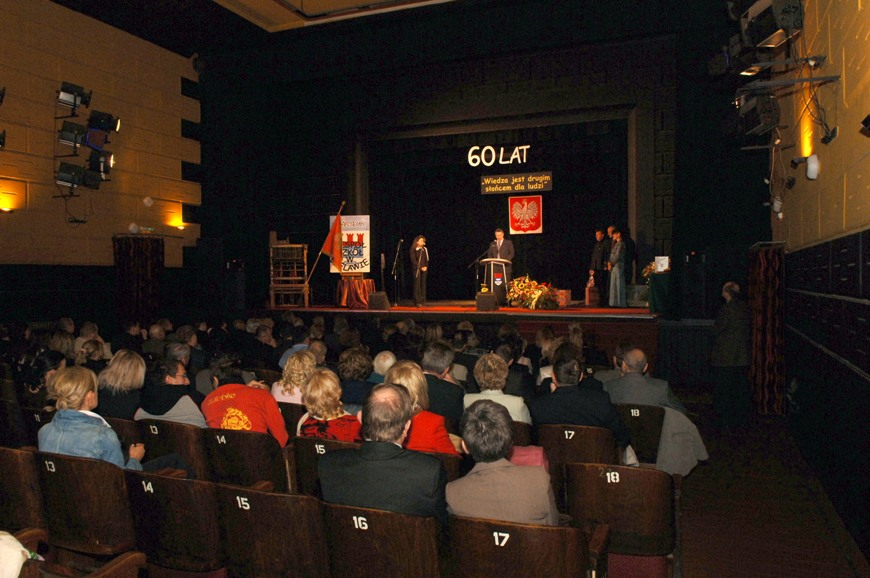 Przeglądasz zdjęcia z artykułu: 60-lecie ZS w Bielawie
